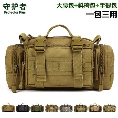 saco da cintura tatico protetor alem disso y108 bolsa de ombro camuflagem nailon esportes saco