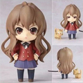 NEW hot 10cm Q version Toradora TIGER DRAGON Aisaka Taiga movable action figure toys collection christmas toy doll with box