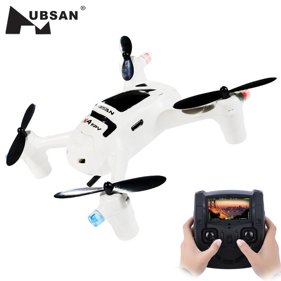 New Version Hubsan FPV X4 Plus RC Quadcopter H107D+ with 720P HD Camera Helicopter 6-axis Gyro Altitude Hold Mode RTF drone Toys hubsan h107d a04 tx 5 8ghz module camera module spare parts for h107d x4 fpv rc headless 1080p rtf quadcopter helicopter drone