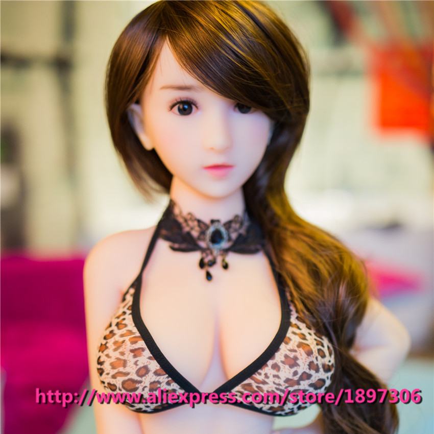 100cm Little Lolita Perfect Lover Big Tits Lifelike Real Silicone font b Sex b font font