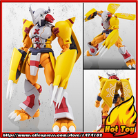 100 Original BANDAI Tamashii Nations S H Figuarts SHF Exclusive Action Figure WarGreymon From Digimon Adventure