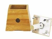 5 Pcs Monocular Moxibustion Box Bamboo Moxibustion Pot Moxa Burner Acupuncture Chinese Traditional Massage Device