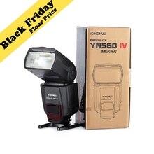 Yongnuo YN YN560 YN560IV IV 560 Cámara Speedlite de Destello para Canon 1100D 700D 60D 50D 40D 30D 600D 650D 550D 300D 610D 6D