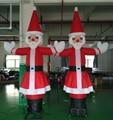3 m inflável Natal papai noel dançarino para decoração