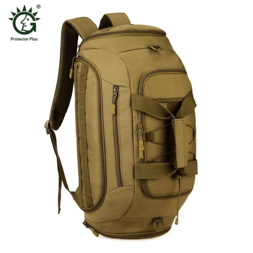 35L multifonctionnel militaire tactique sac de voyage grande capacité bagages voyage sacs de voyage sacs à main Camping sac à dos