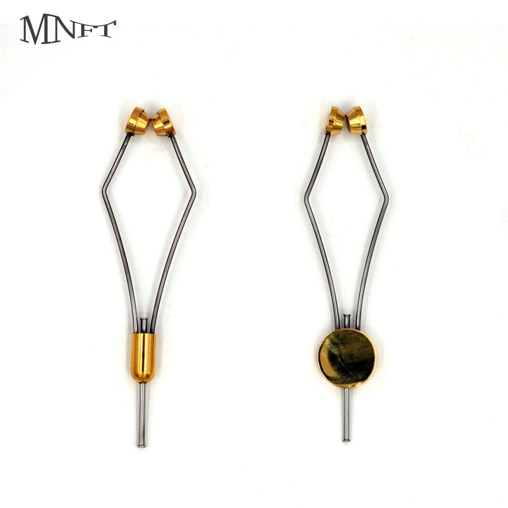 Купить mnft 1 шт инструмент для вязания мушек на шнурках