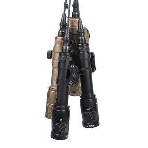 Image 4 - LAMBUL M600V IR Licht Scout NV Jagd Nacht Evolution LED Taschenlampe Armas Taktische Infrarot Waffe Licht Für Outdoor Sport