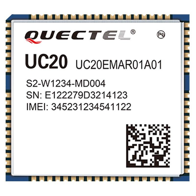 купить Quectel WCDMA 3G Module UC20 WCDMA/UMTS/HSPA+ Module по цене 2923.89 рублей