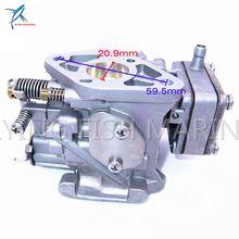 Лодочный мотор карбюратор 6G1-14301-01 для Yamaha 2-х тактный 6hp 8hp 6CMH 6DMH 8CMH подвесных лодочных моторов 6G1-14301