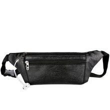 Men handbags Multifunction Ultra-thin PU leather Men