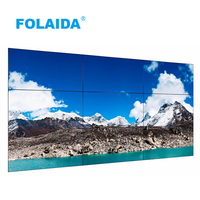 With Samsung Panel 46 3 5mm Seamless Free Combined Multi Tv Lcd Video Wall With Led