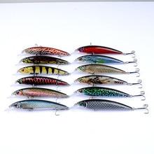 1pc / Road Ya Bait Painted Bionic Minor 11 Cm 13.4 Grams of Fake Hard Fishing