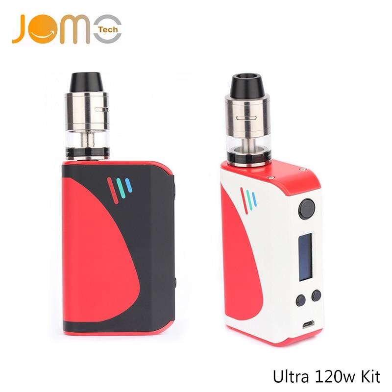 Original electronic cigarette 120W machanical mod vaporizer kit box mod Mini Tank elektronik sigara with 5000mah battery vape все цены