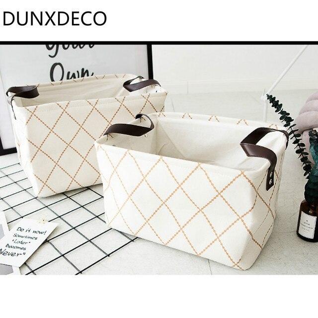 Dunxdeco 1 Stuck Moderne Nordic Goldene Linie Geometrische