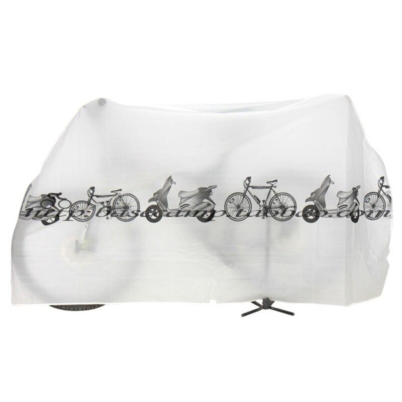 Jaehev bicicleta impermeable de la motocicleta Protecciones Vespa al aire libre Bicicletas polvo lluvia Ciclismo Accesorios