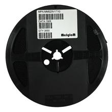 MCIGICM MM5Z9V1T1G Zener Diode 9.1V 500mW Surface Mount SOD-523 MM5Z9V1 100pcs bat62 bat62 02w bat62 e6327 40v 20ma sod 523