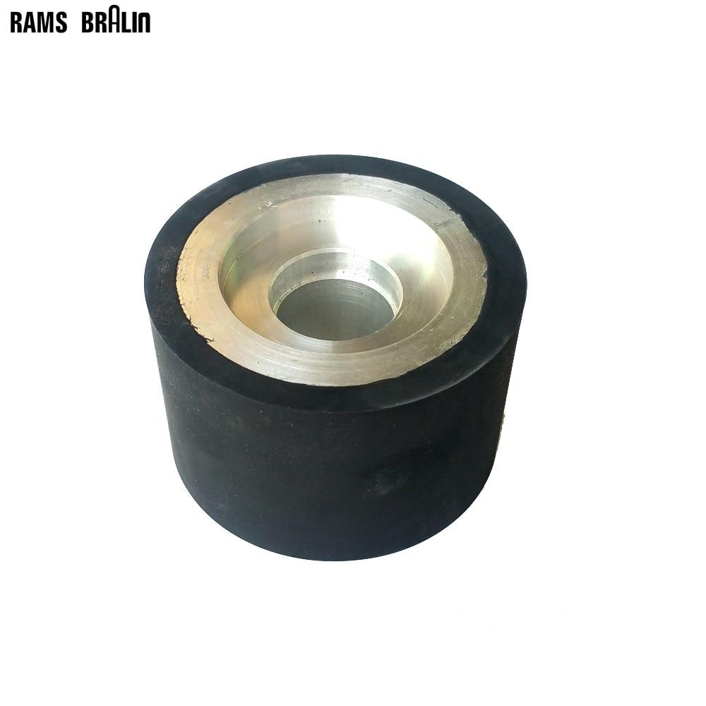Customized Rubber Contact Wheel OD 120* 75 mm цены онлайн