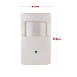 Image 2 - Cámara IP con sensor PIR, H.264, Onvif 1080P, cámara de red IP con cable o 48V, POE, IP, pinholeLens