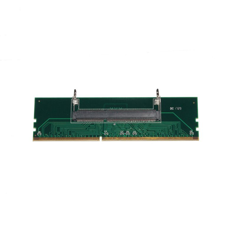 Professional DDR3 Notebook SO-DIMM To Desktop DIMM Memory DDR3 Adapter RAM Connector