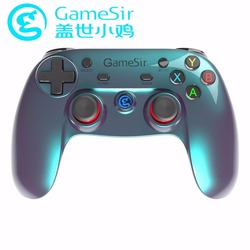 GameSir G3v Wireless Bluetooth 4.0 Controller Smart Phone Vibration Gampads For Mobile Phone for Android for TV BOX PC VR Games
