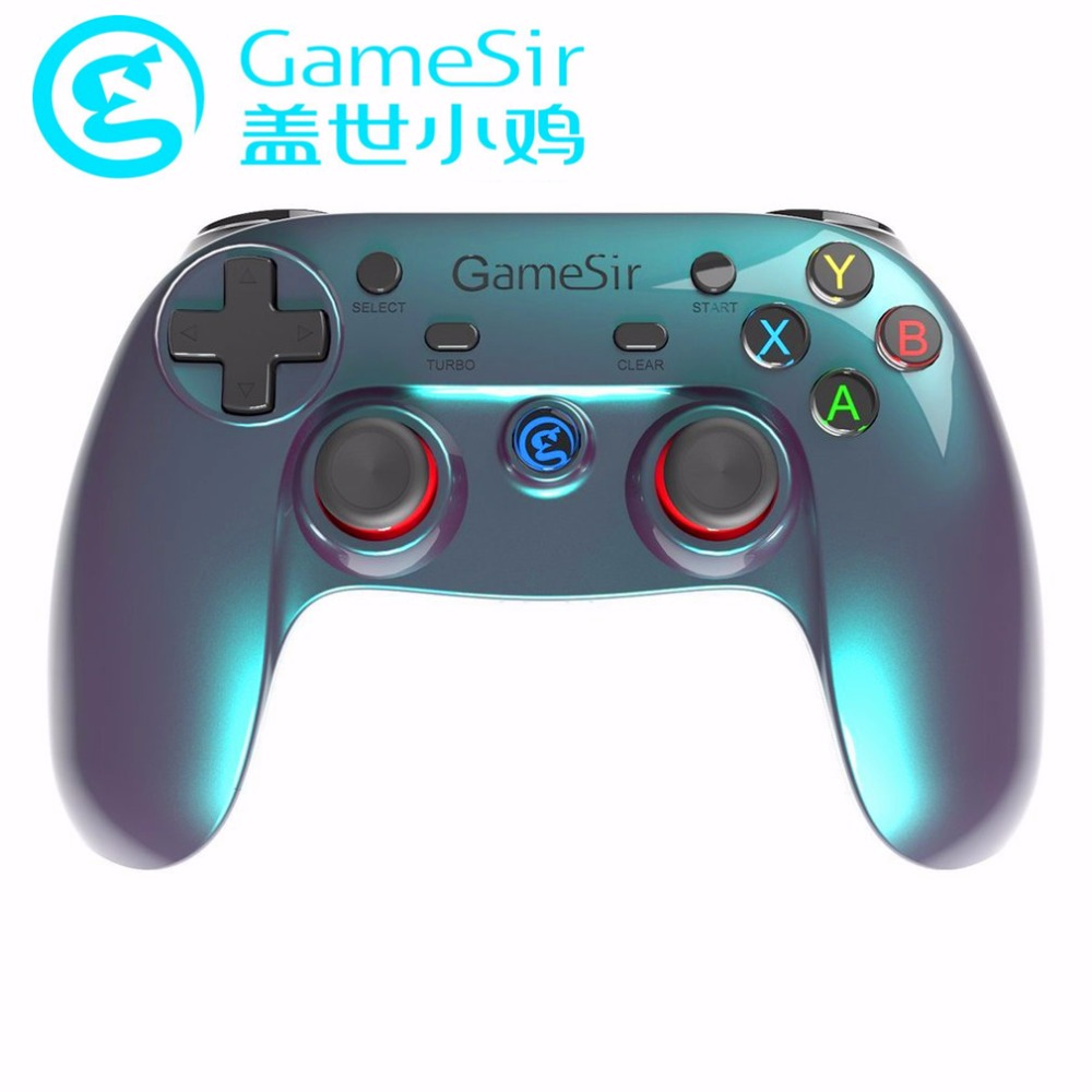 GameSir G3v Wireless Bluetooth 4 0 Controller Smart Phone Vibration Gampads For Mobile Phone for Android