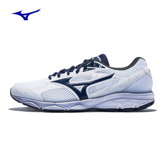 1e54ee6feaa5 2018 New Original Mizuno SPARK 3 Jogging Running Shoes Breathable Light  Weight Sneakers Cushion Sport Shoes for men K1GA180352