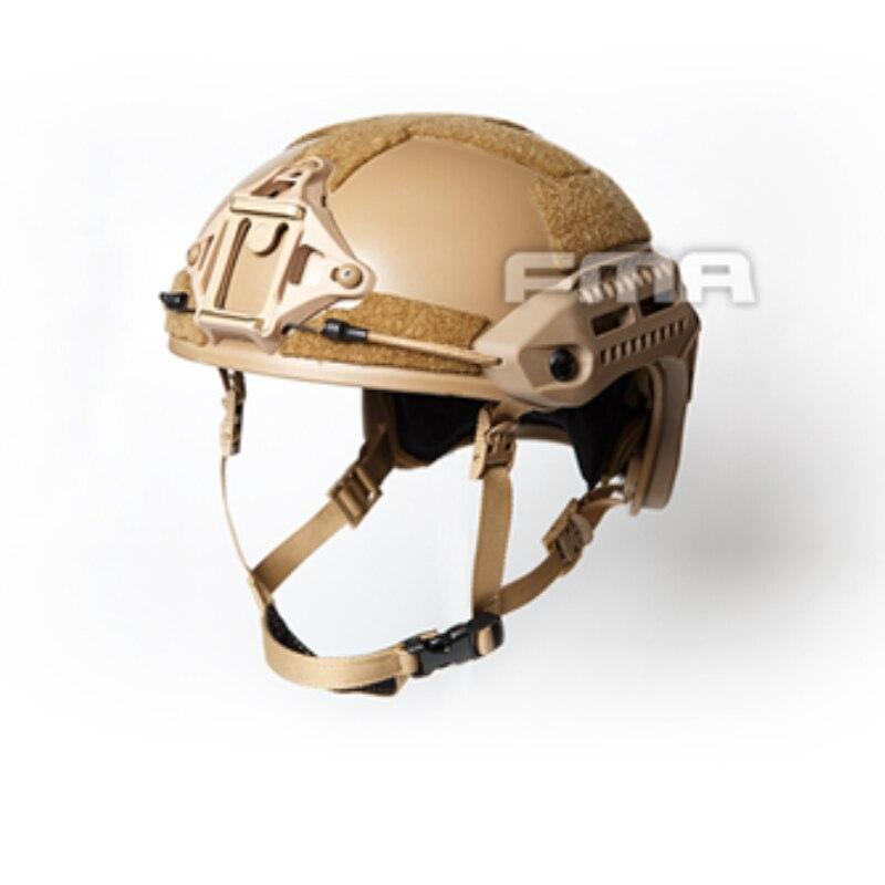 2019 MT casque Airsoft tactique Rail militaire casque ABS ingénierie plastiques bonne résistance aux chocs pour la chasse TB1274DE