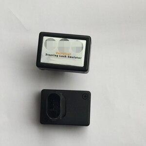 Image 2 - Für Renault Samsung Universal Lenkung Schloss Emulator Megane 3  Megan 2  Clio 4 Clio 3  Captur scenic Fluence 3 Fluence 2 Stecker