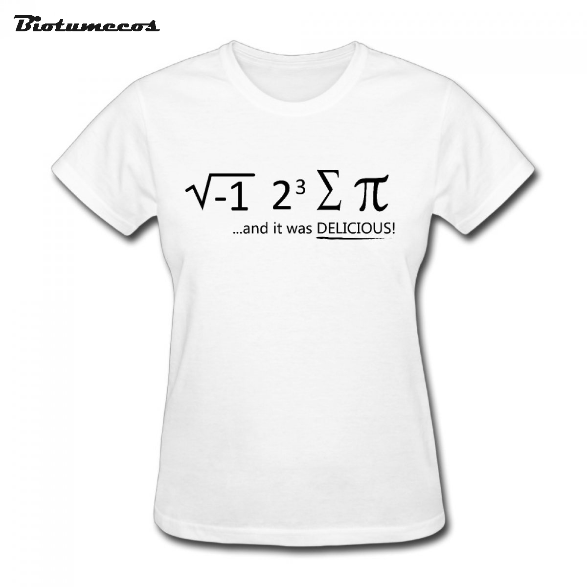 Women t shirts letter print short sleeve 100 cotton math notation women t shirts letter print short sleeve 100 cotton math notation t shirt big size female top tees camisa masculina wts009 in t shirts from womens biocorpaavc Image collections