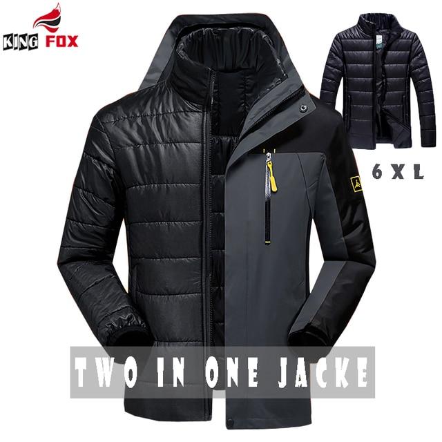 Men`s Casual jacket Warm Winter Jacket Men/women Coat Thick Parka Men outwear brand Clothing size 5XL,6XL parka men coat