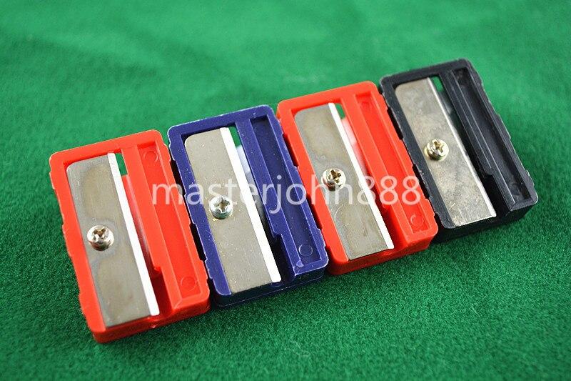 4pcs Pool Billiards Snooker Cue Tip Shaper Corrector Repair Tool Free Shipping Wholesales