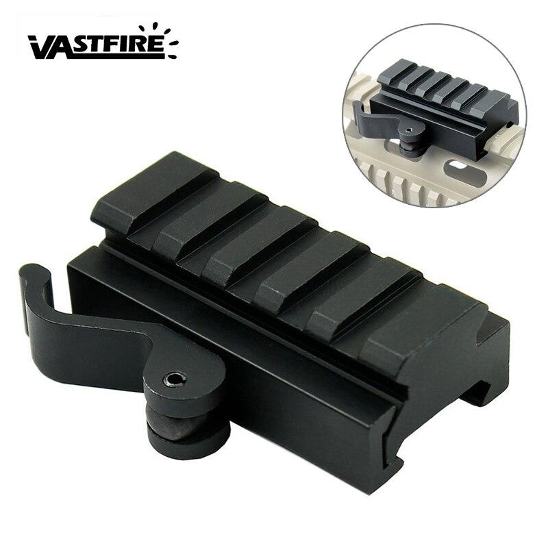 VASTFIRE 3 Slot 5 Slot Quick Release Detach QR QD 1/2