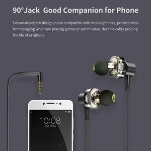 Image 4 - AWEI Bluetooth наушники, беспроводные наушники, стерео, спортивные, в ухо, проводные наушники, гарнитура с микрофоном для iPhone Xiaomi, наушники