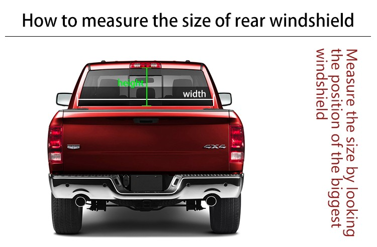Aliexpresscom Buy Shenzhen New Popular Items Decorative Decals - Rear window decals for vehicles