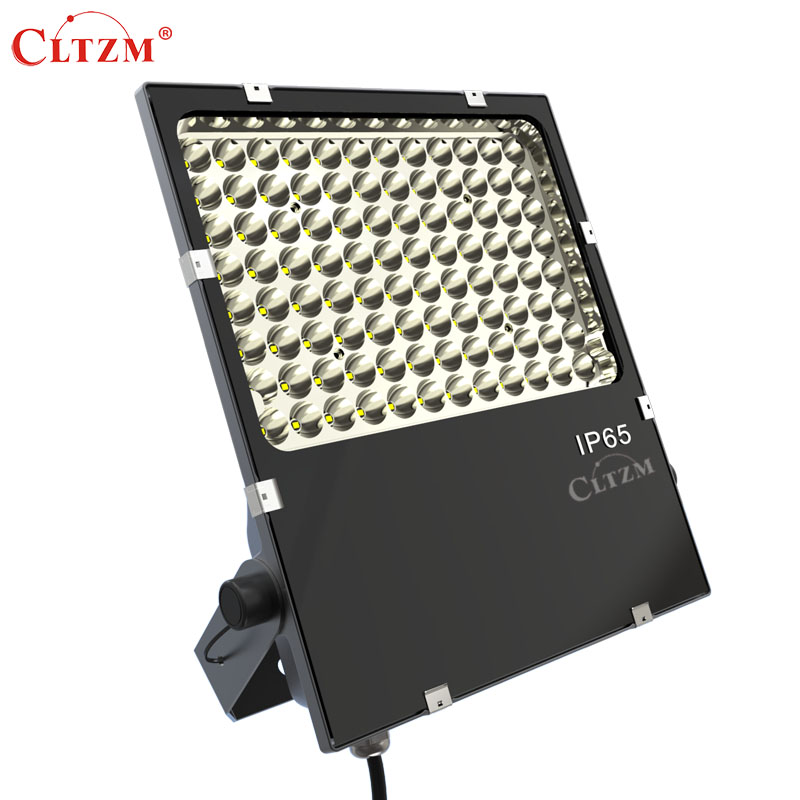 LED Flood Light 50W Floodlight IP65 Projector Waterproof AC85-265V Outdoor Spotlight Garden Lamp Lighting  Warranty Five Years ultrathin led flood light 100w 150w 200w black garden spot ac85 265v waterproof ip65 floodlight spotlight outdoor lighting