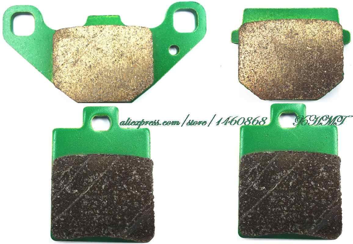 Motorcycle Front Brake Pads for PIAGGIO NRG 50 Power DD 2005-2013