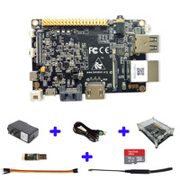 Lemaker Banana Pi Pro ARM Cortex-A7 Dual-Core  1G DDR3  Open-source Development Board with TF Card    Like Raspberry Pi