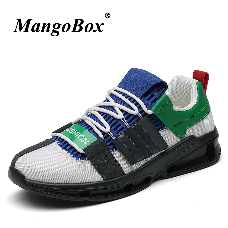 Man Running Shoes Comfortable Athletic Footwear Male Spring Summer Man Sneakers for Sport Breathable Non Slip Training Shoes
