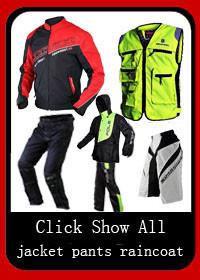 jacket pants raincoat