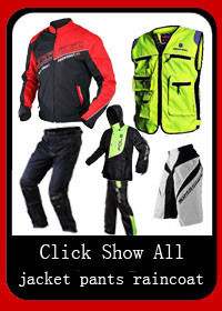 jacket pants raincoat