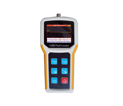 Câble d'affichage en forme d'ondes portatif | Localisateur de failles câble d'alimentation BNC câble de Communication TDR CFL testeur de court-Circuit de rupture