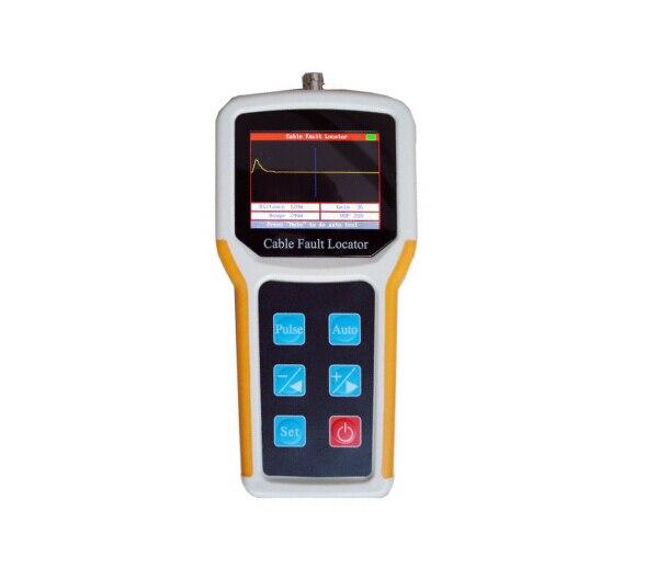 มือถือแสดงรูปคลื่นสาย Fault Locator สายไฟ BNC สายเคเบิล TDR CFL Break CROSS สั้น Circuit Tester