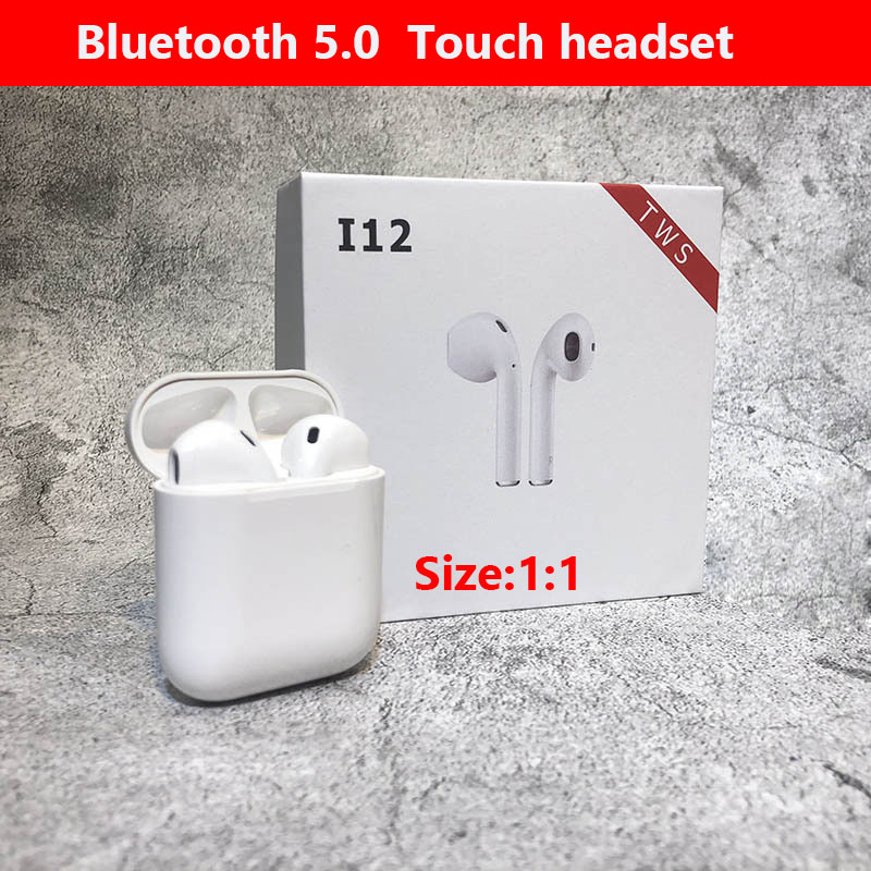 i12 Touch control