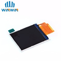 10pcs 1.8 1.77 inch Color TFT LCD Display Module 128x160 Display ST7735 SPI Serial interface IO Ports Diy Kit For ARDUINO