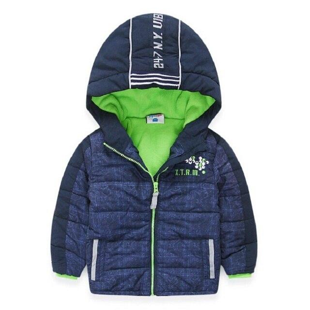 Марка Topolino, Новый 2016, зимняя одежда, лыжная теплую одежду, дети толстовки, дети мальчик верхняя одежда, одежда, Световой дети мальчик одежды