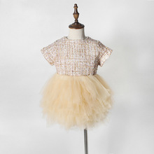 Tutu Dress Baby Girls Infants Clothes Party Birthday