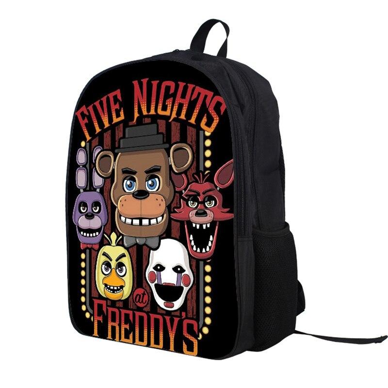 no freddys adolescentes mochilas bolsa Handle/strap Tipo : Soft Handle