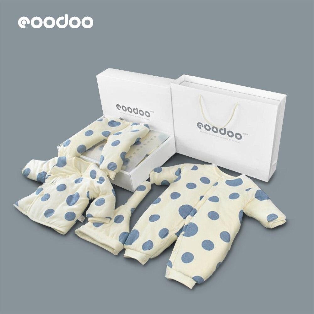 Vêtements pour nouveau-nés, coffrets cadeaux pour nouveau-nés, ensembles d'automne et d'hiver, cadeaux de pleine lune, fournitures pour mères et bébés