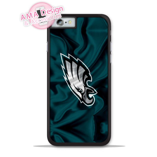 Philadelphia Eagles Football Fans Phone Cover Case For Apple iPhone X 8 7 6 6s Plus 5 5s SE 5c 4 4s For iPod Touch
