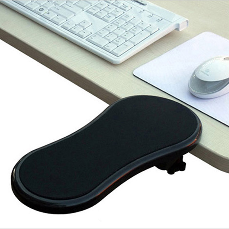 Attachable Armrest Pad Desk Computer Table Arm Support Mouse Pads Wrist Rests Chair Extender Hand Shoulder Protected Well In From